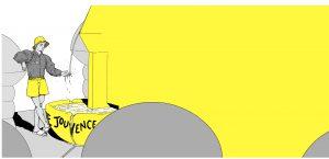DAMOISEAUX-CALECON-HOMME-BOB_FONTAINE_DE-JOUVENCE-uPCYCLING-RECYCLAGE TEXTILE