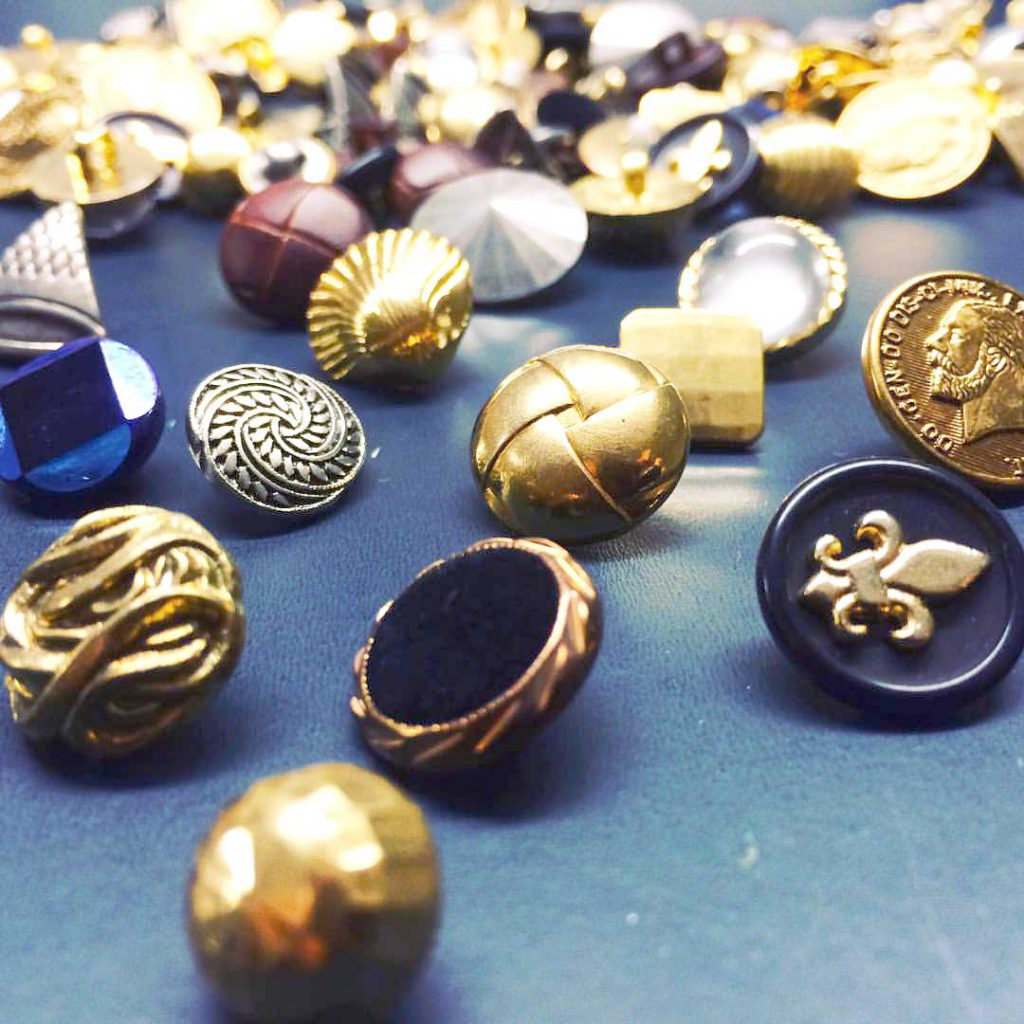 Boutons_vintage_dores_upcycling_mode