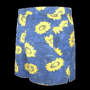 short-bain-homme-bleu-fleurs-tournesols-made-in-france-damoiseaux