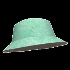 RESTFO-bob-revers-vert-jade-ecoresponsable-rideau-upcycling