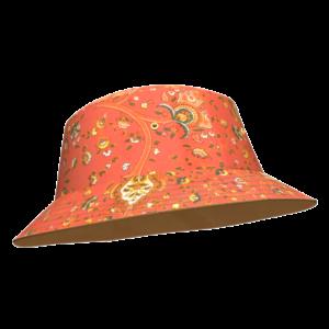bob-ethique-damoiseaux-orange-a-fleur-reversible