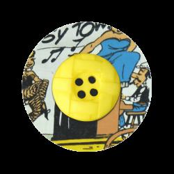 bouton-jaune-vintage-calecon-lucky-luke